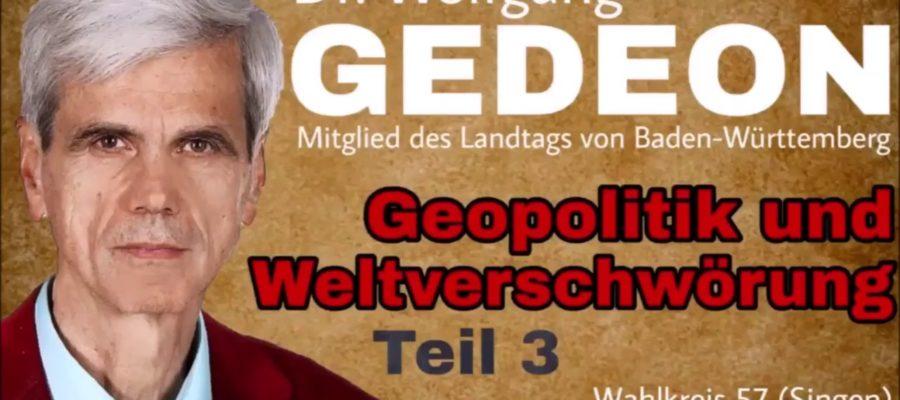 2020 05 05 Geopolitik und Weltverschwoerung Teil 3
