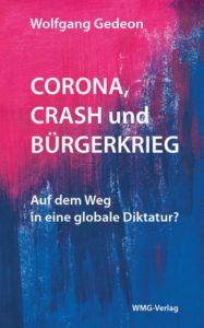 Corona Crash Buergerkrieg Umschlag Vorderseite