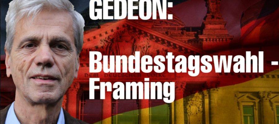 Bundestagswahl Framing